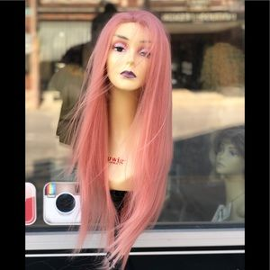 Accessories - Pale Pink peach Full lace wig 2020 Fulllace Ariel